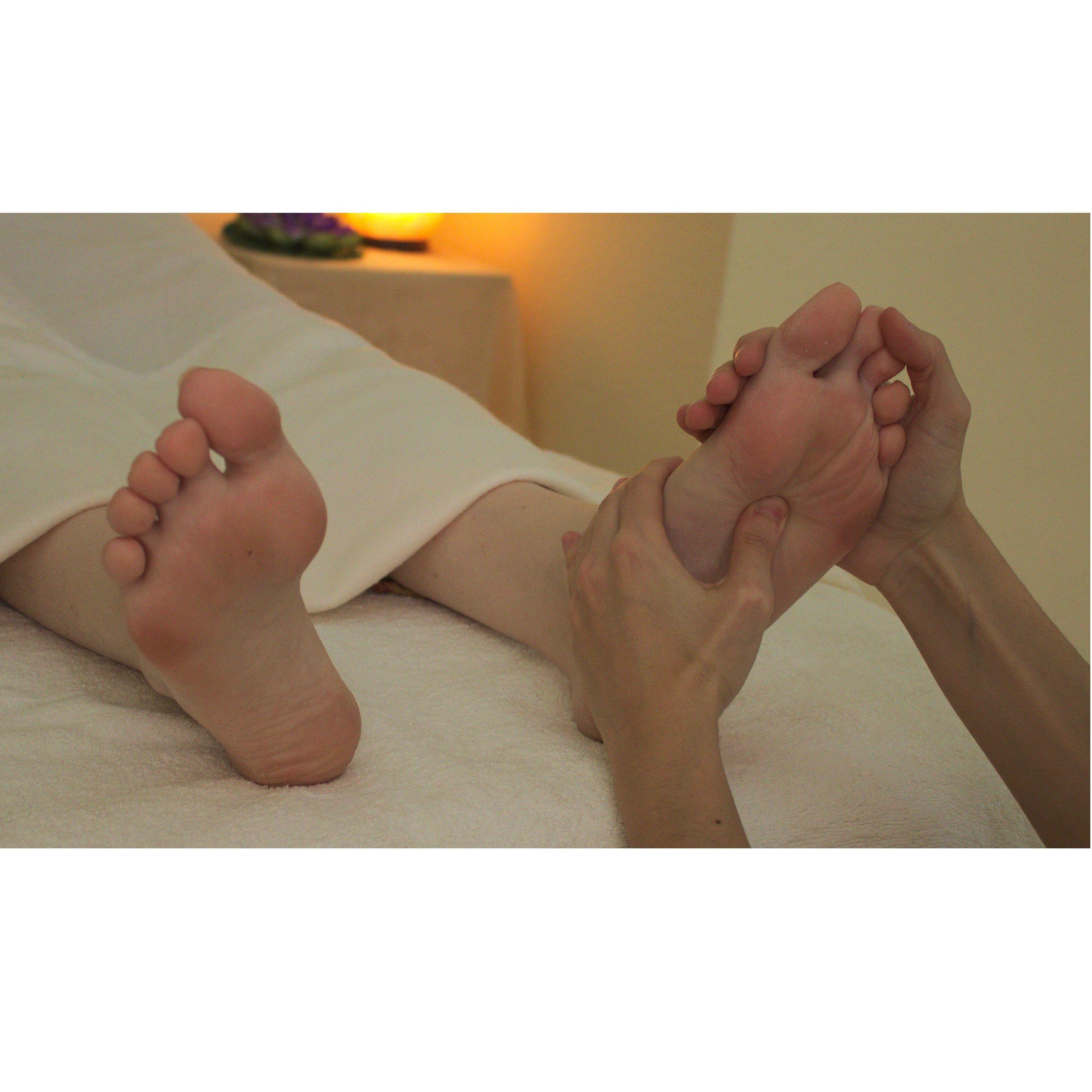 Reflexoterapia podal: Terapias de Yanara