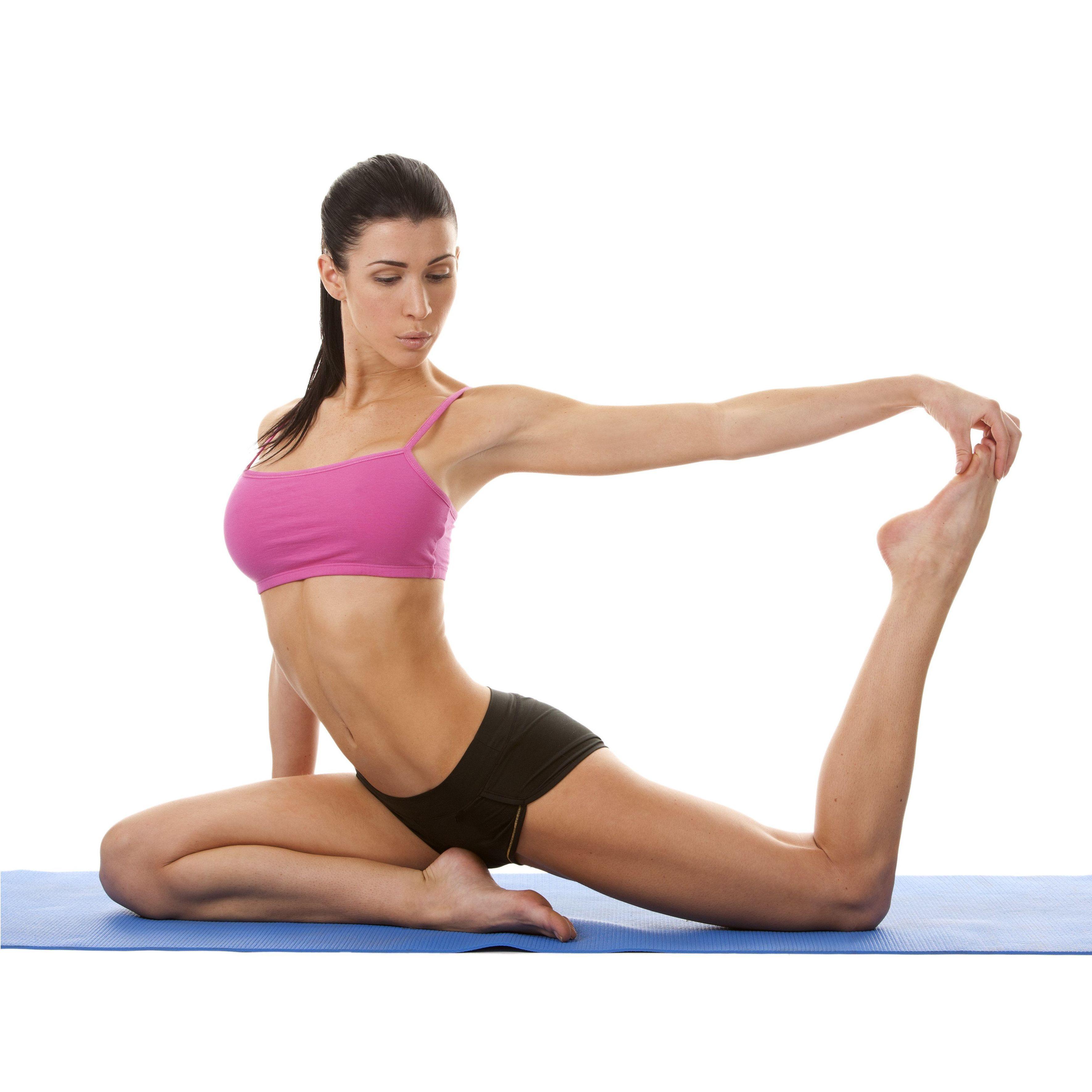 Sesiones semanales de yoga y pilates