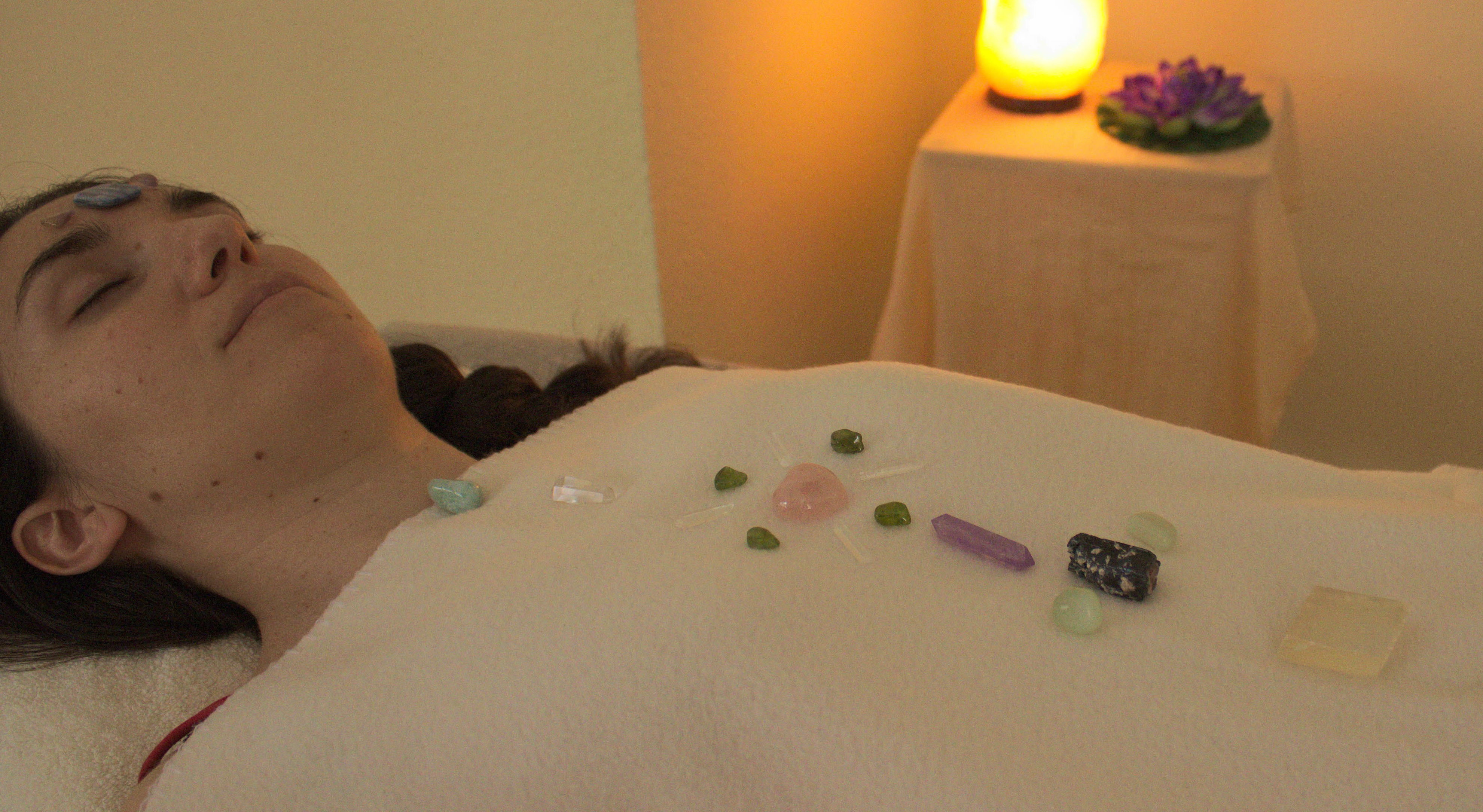Terapia psico energética con cristales