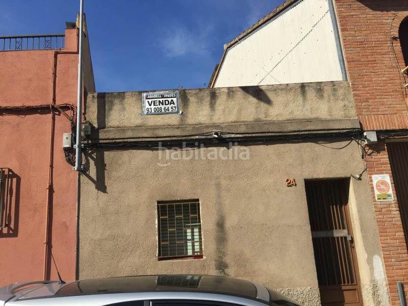 Casa oportunidad para reformar en Poblenou Sabadell: Inmuebles de Sabadell Gestió 2018