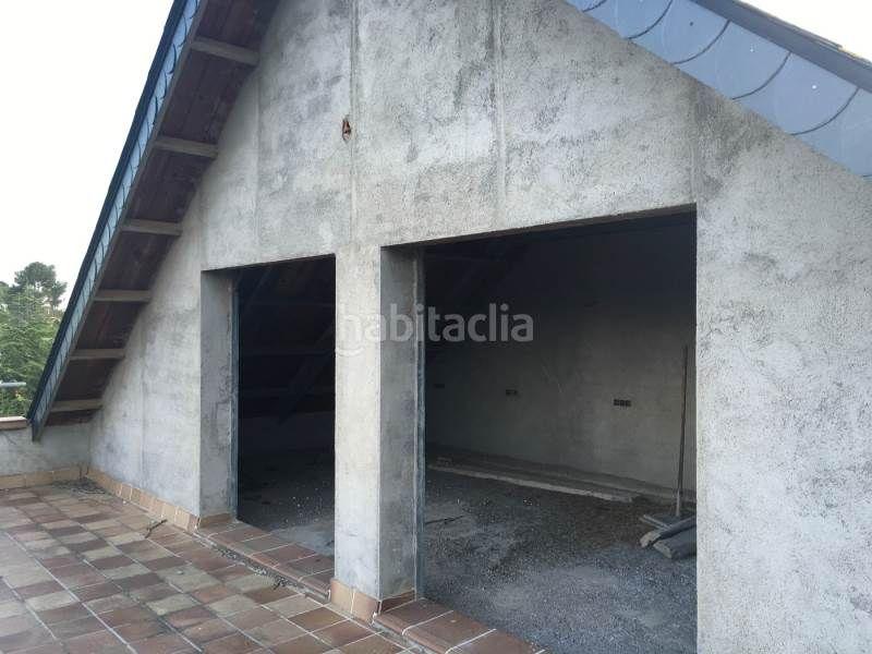 Casa por terminar en Can Font-Ca N´Avellaneda Castellar del Vallès: Inmuebles de Sabadell Gestió 2018