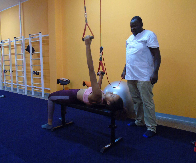Centro médico con especialidad en dolor de espalda