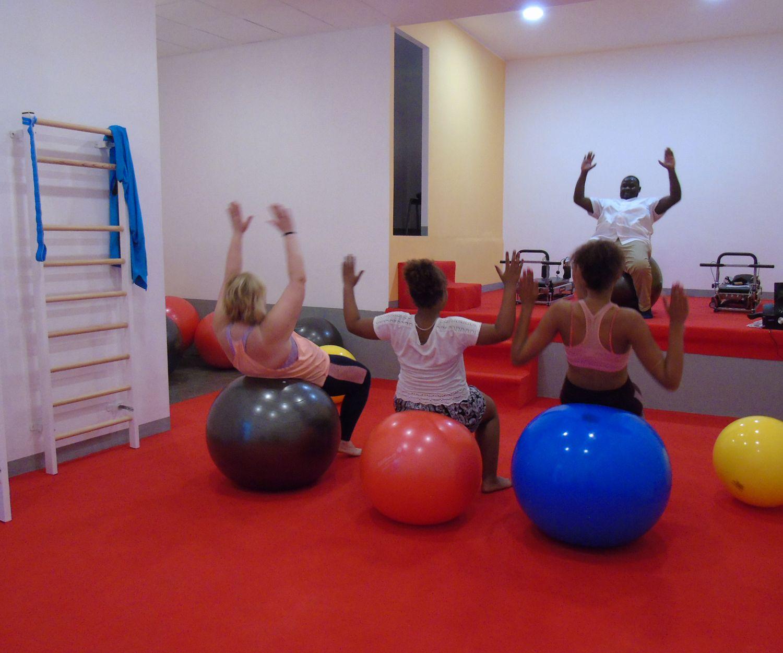 Centro médico con especialidad en masajes