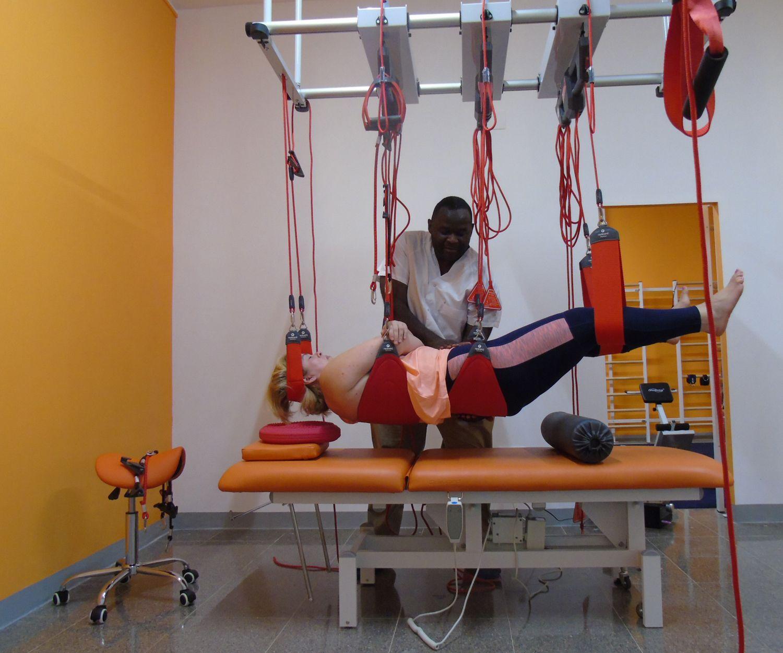 Centro médico con especialidad en traumatología