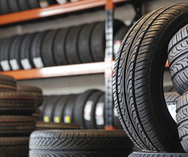 Cambio de neumáticos en Griñón