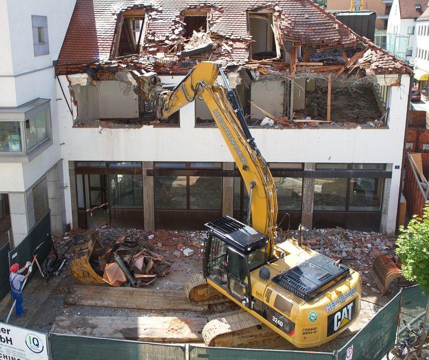 Demoliciones: Servicios de Excavaciones y Derribos Díaz Martínez