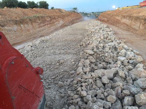 Arreglos y reparación de caminos: Servicios de Excavaciones y Derribos Díaz Martínez