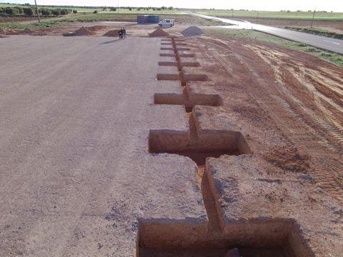 Cimentaciones: Servicios de Excavaciones y Derribos Díaz Martínez