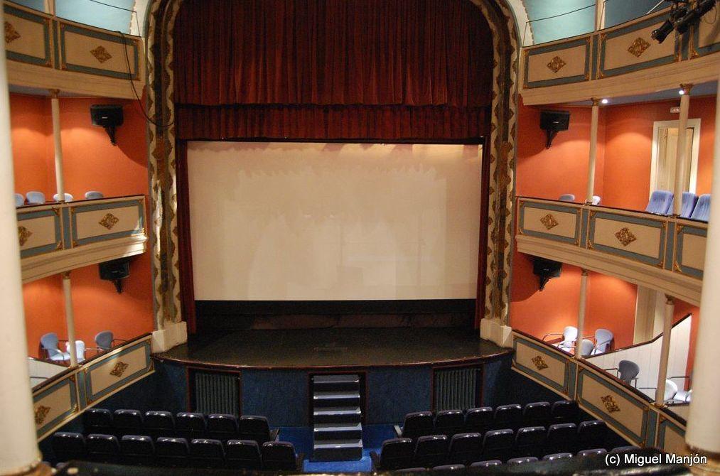 Proyecfilm, cine en Salamanca