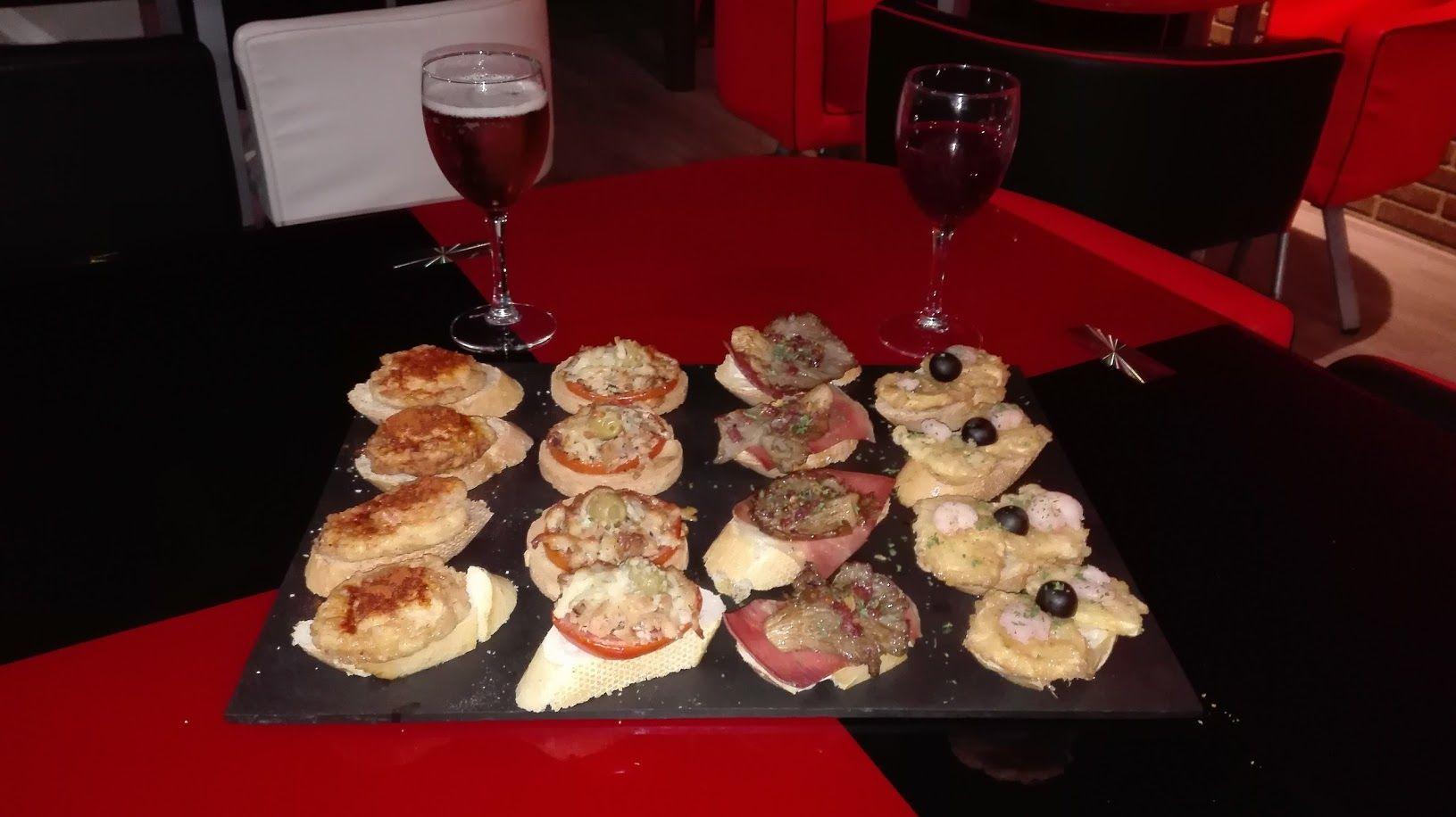 Comida para llevar: Carta de Bar Irane