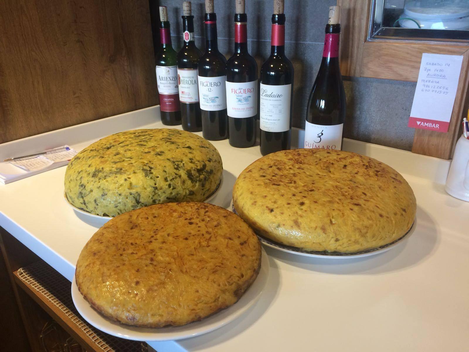 Foto 23 de Cocina tradicional en Cangas | Dos Chata