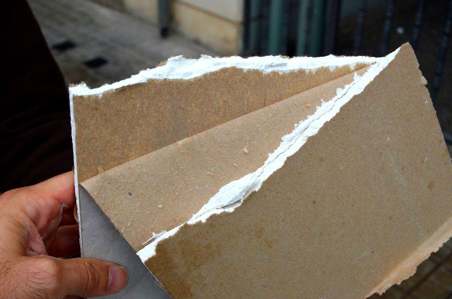 Venta de cartón yeso