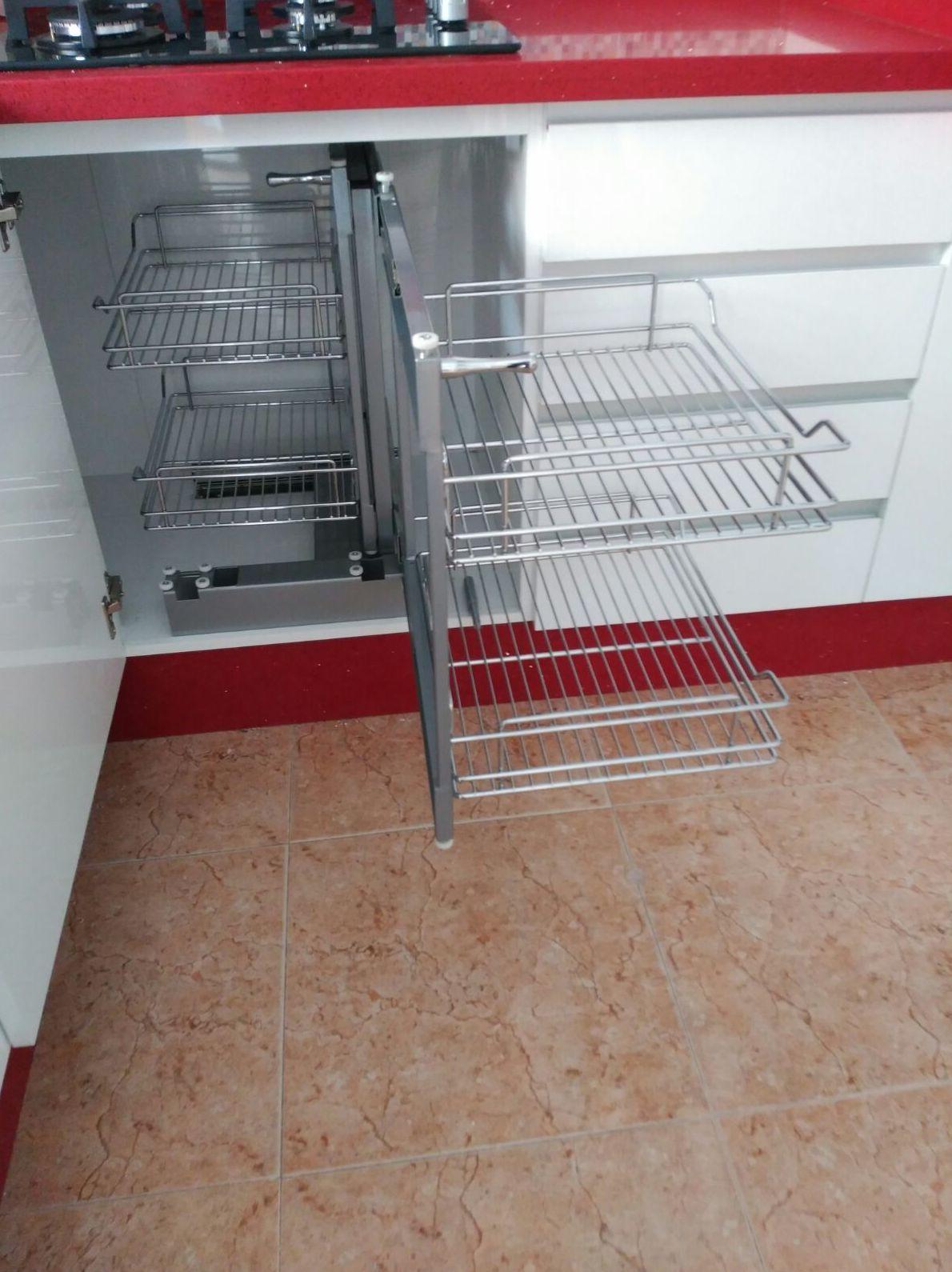 mobiliario cocina - complementos