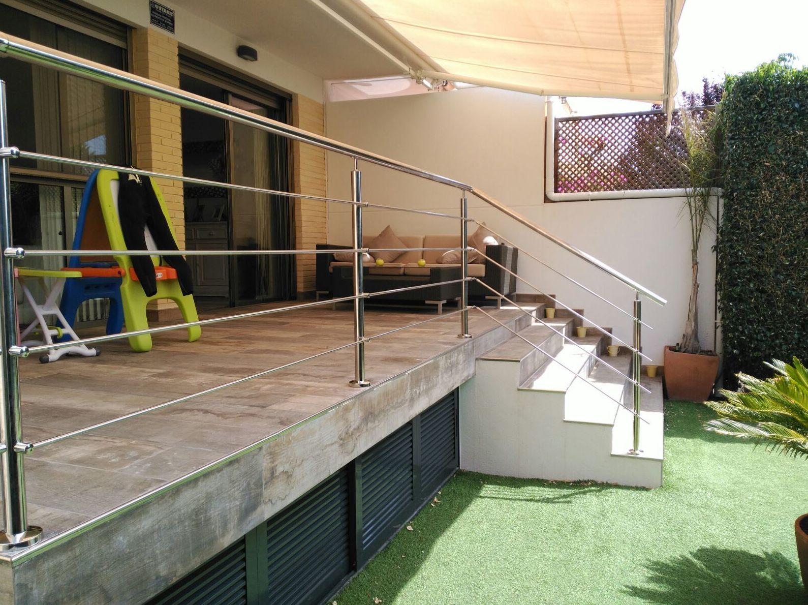 Foto 7 de Carpintería de aluminio, metálica y PVC en Orihuela | Alumifex