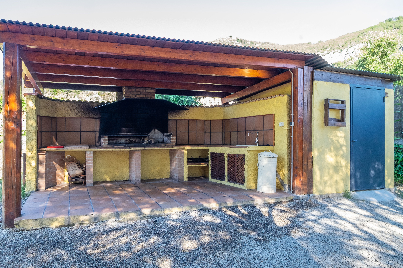 Alquiler de casa rural con barbacoa en Barcelona