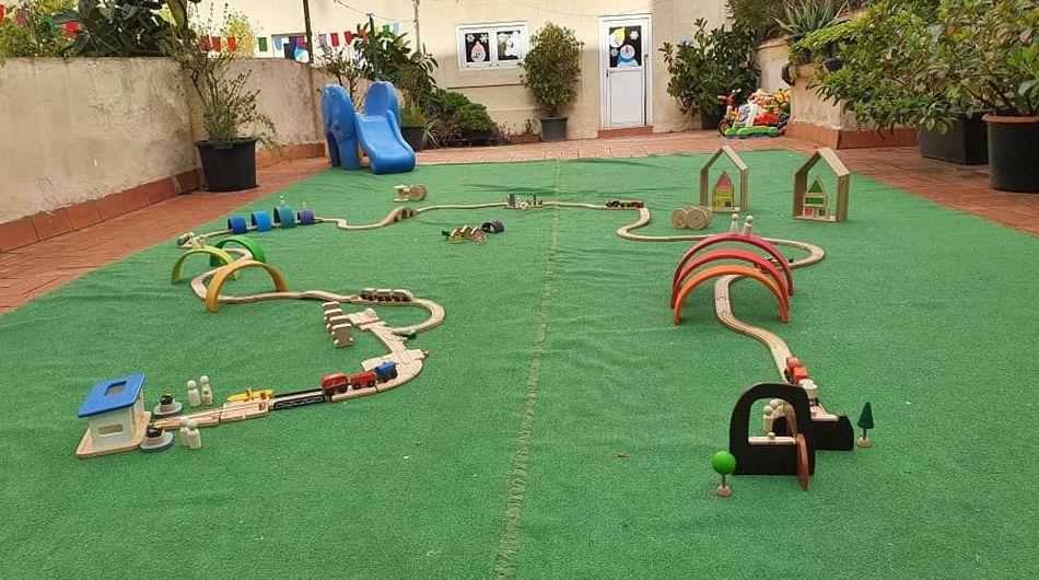 Escuela infantil Bilingüe Barcelona