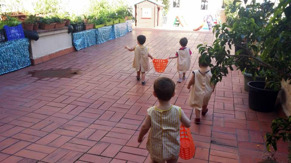 Escola infantil en l'Eixample, Barcelona