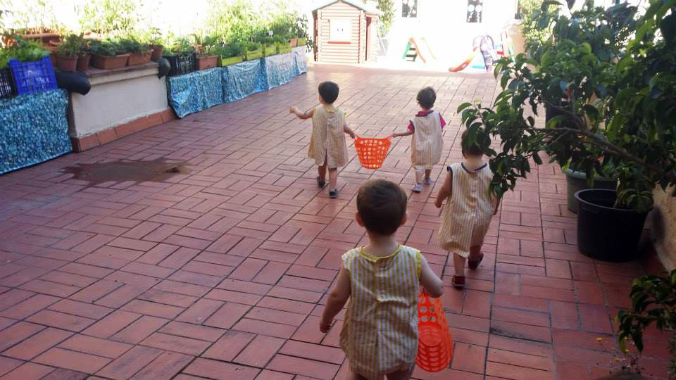 Escuela infantil en el Eixample, Barcelona