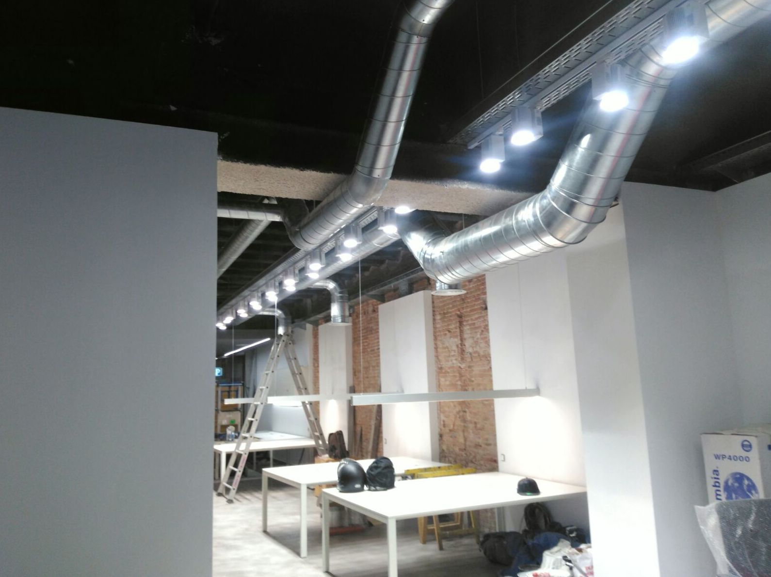 Movitub, conductos en chapa y fibra en Cornellá de Llobregat
