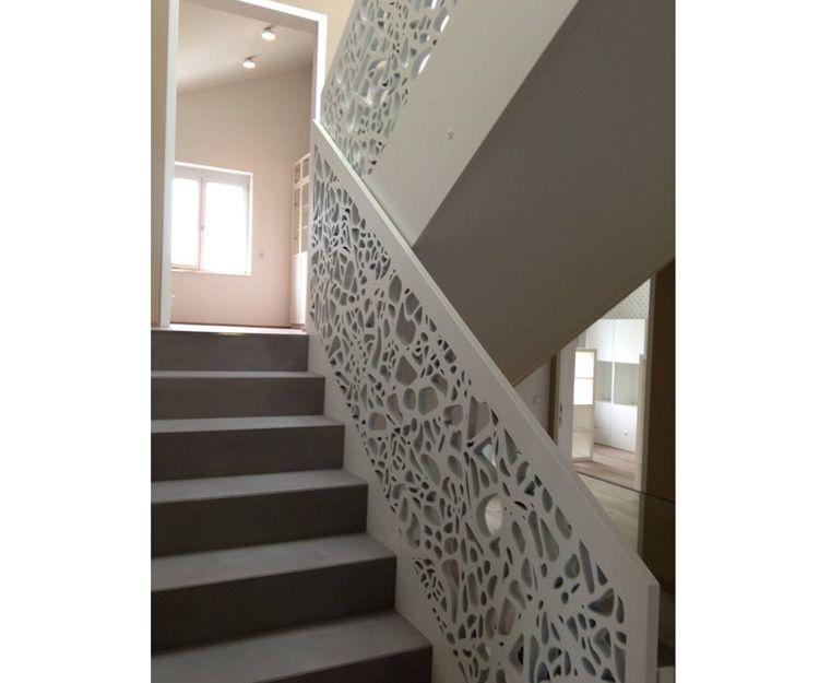 Pavimentos decorativos para escalera en Talavera de la Reina