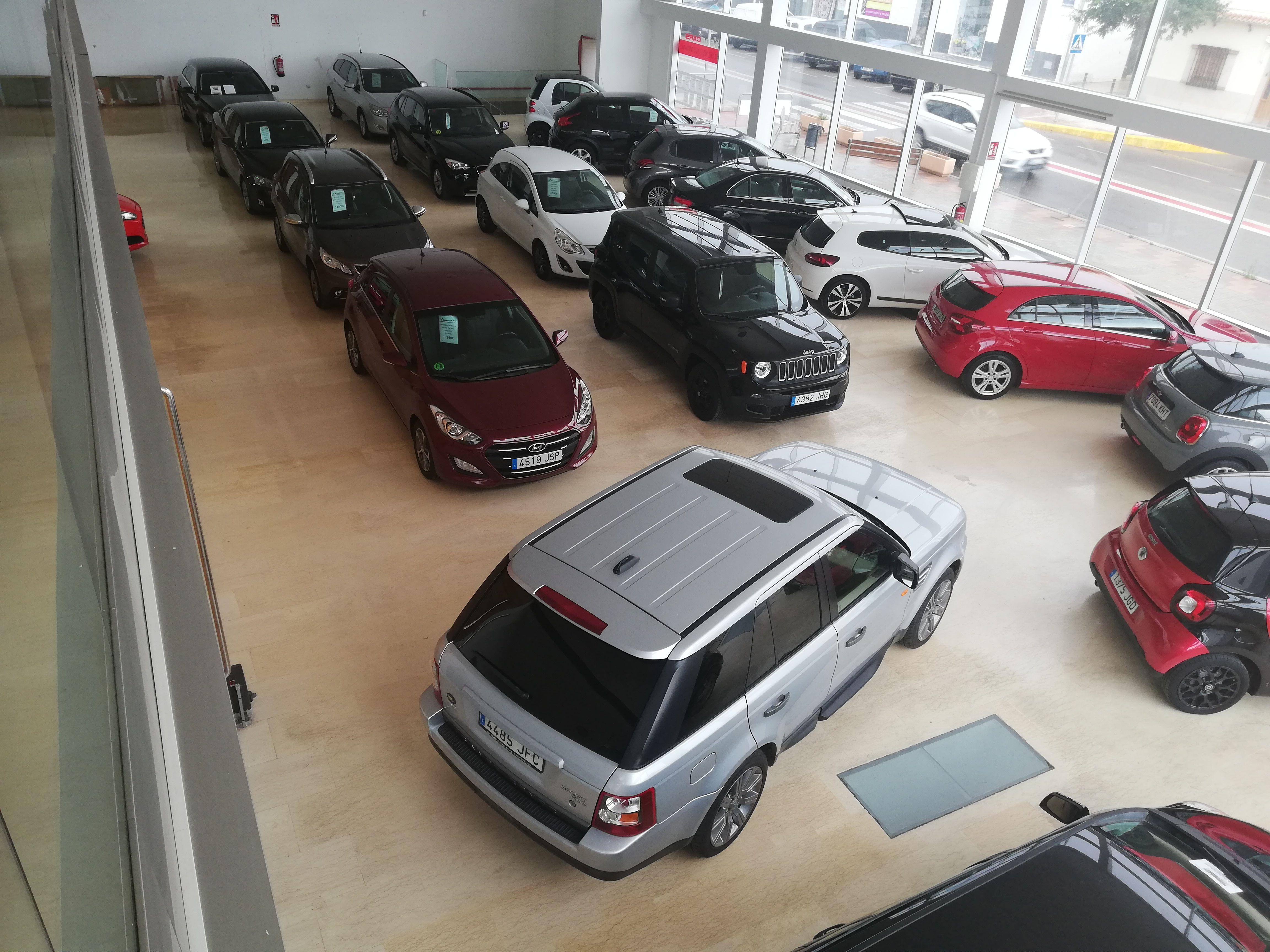 Encuentra los mejores coches de ocasión