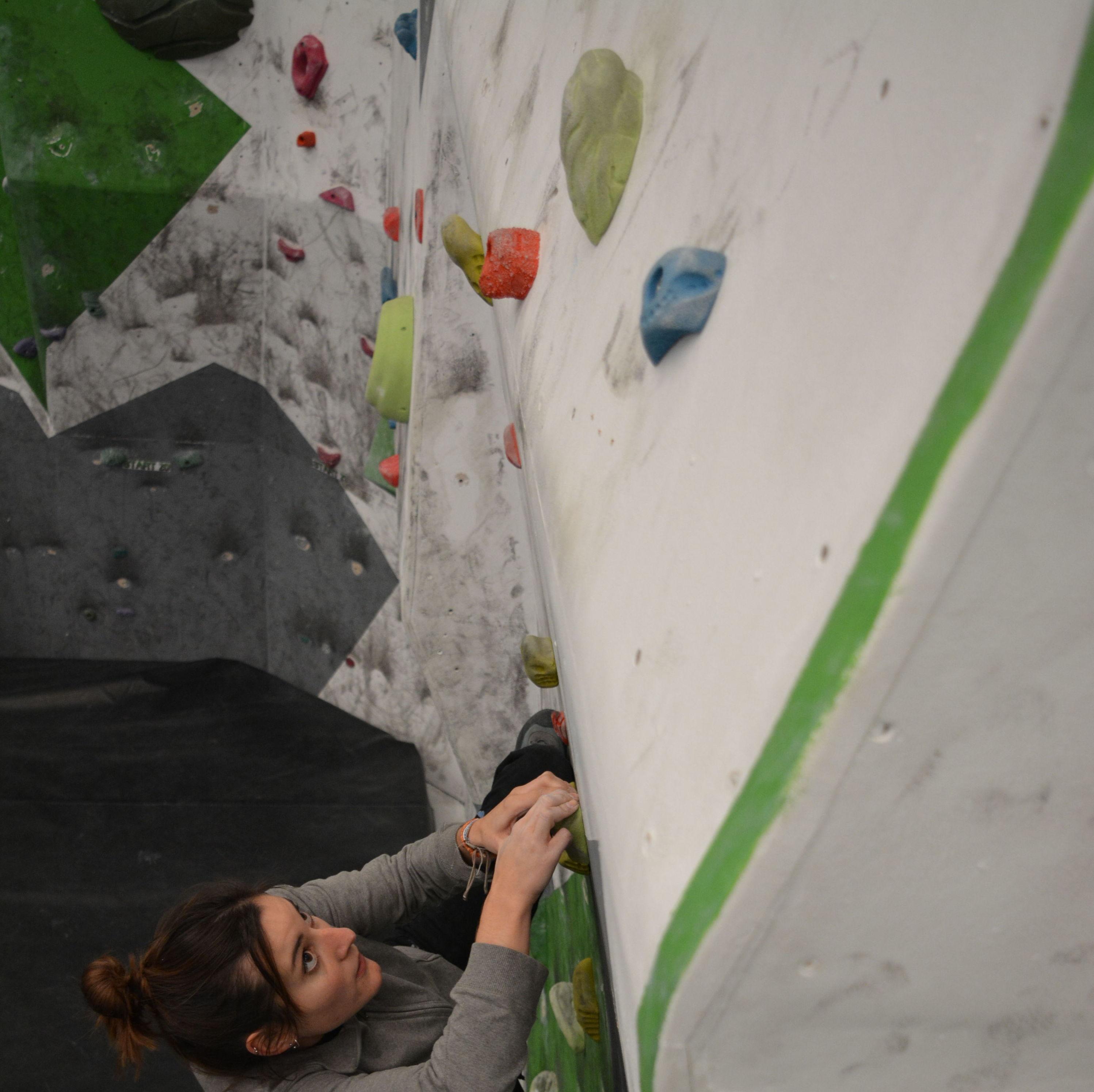 Clases de escalada en Getafe