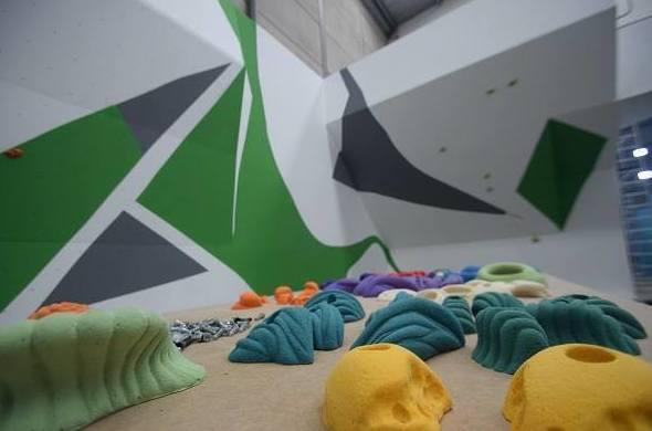 Rocódromo indoor en Leganés