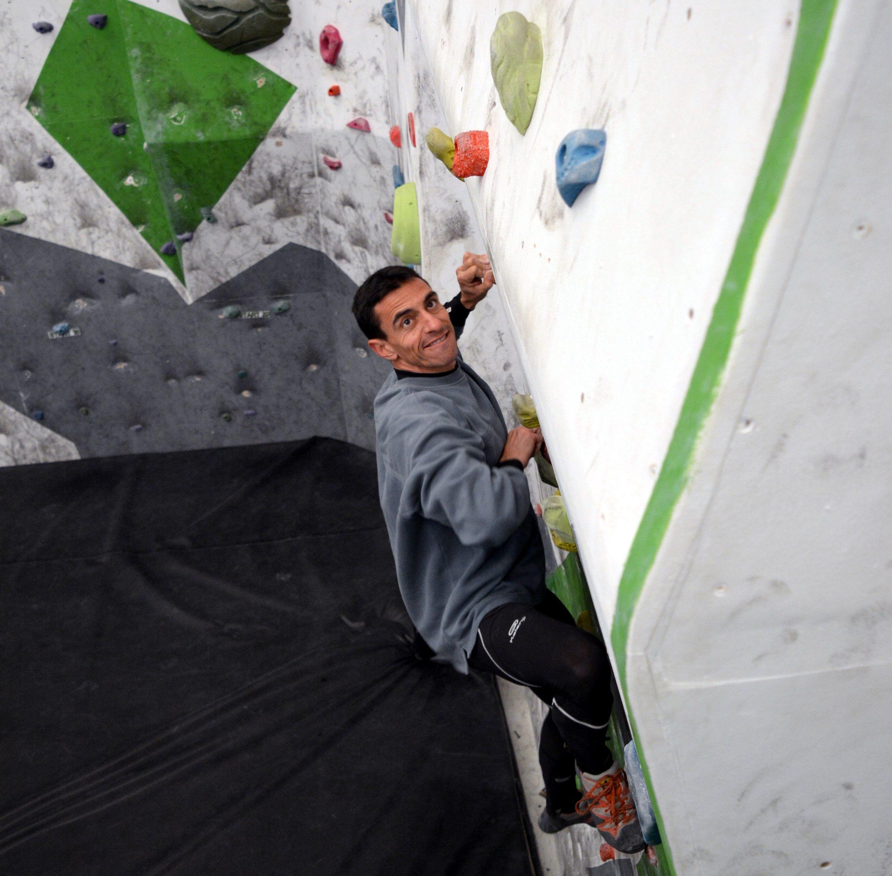 Bautizos de escalada: Qué te ofrecemos de UP Escuela de Escalada