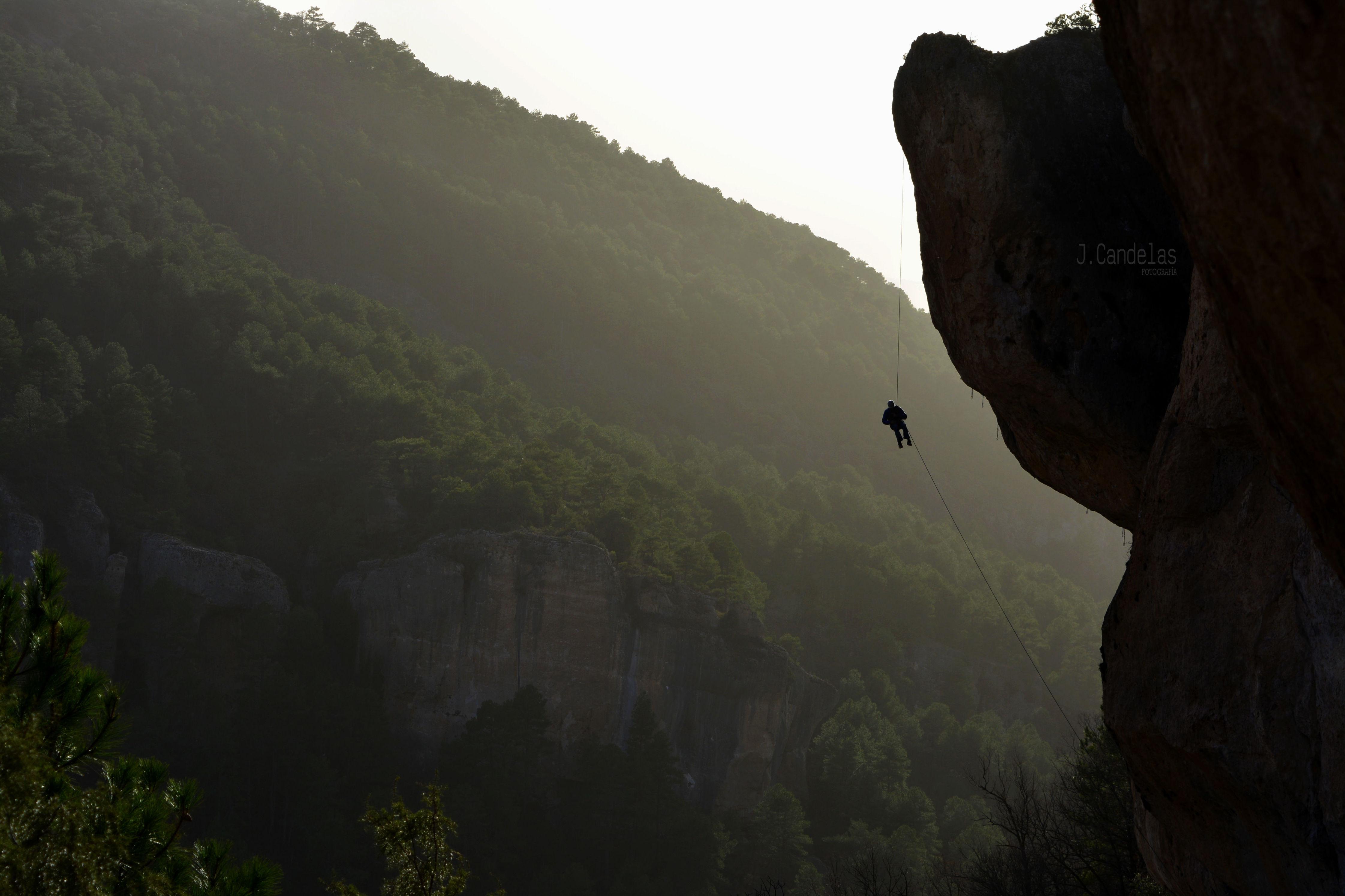 Gimnasio de escalada de boulder y vías en Getafe