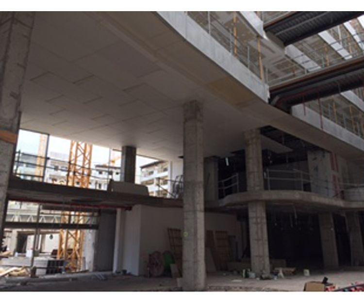 Reforma en Gran Hotel Costa Adeje