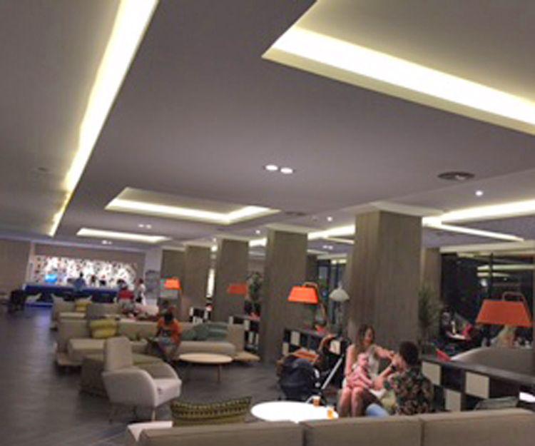 Reforma en Hotel Catarina Playa Inglés