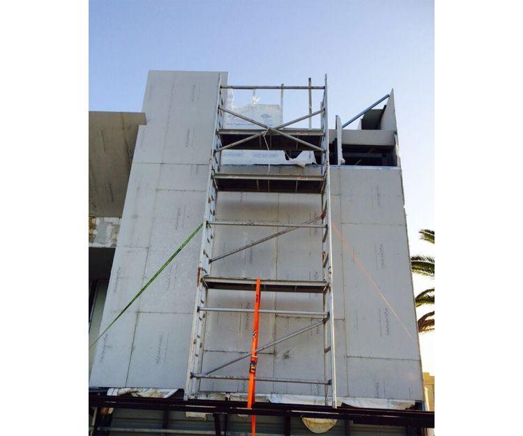 Impermeabilización de fachadas en Las Palmas