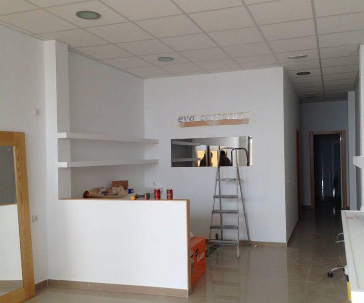 Reformas integrales de locales comerciales en Las Palmas