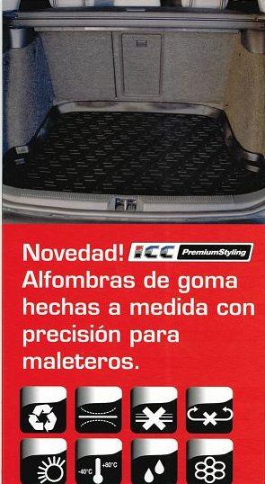 Alfombras de goma para maleteros en Villamartín, Cádiz