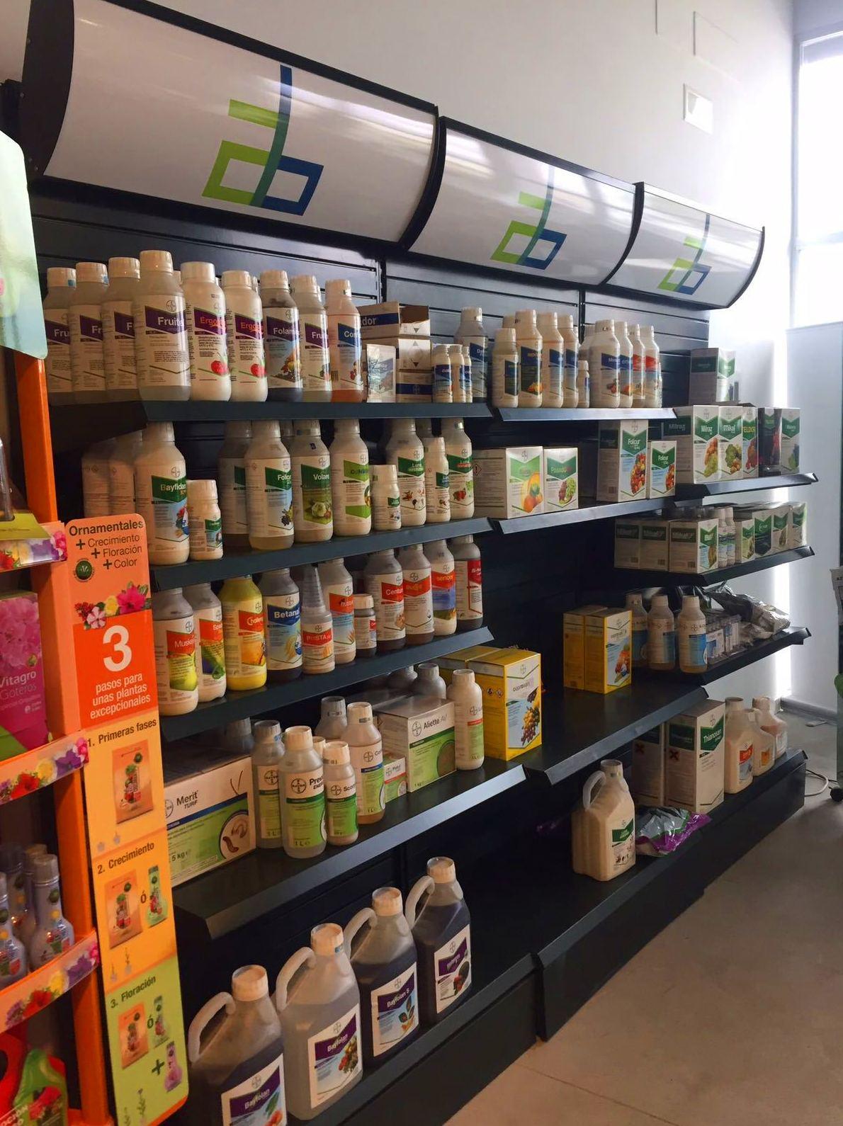 Productos fitosanitarios Mallorca