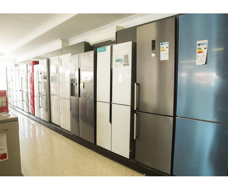 Venta de frigoríficos de las mejores marcas del mercado
