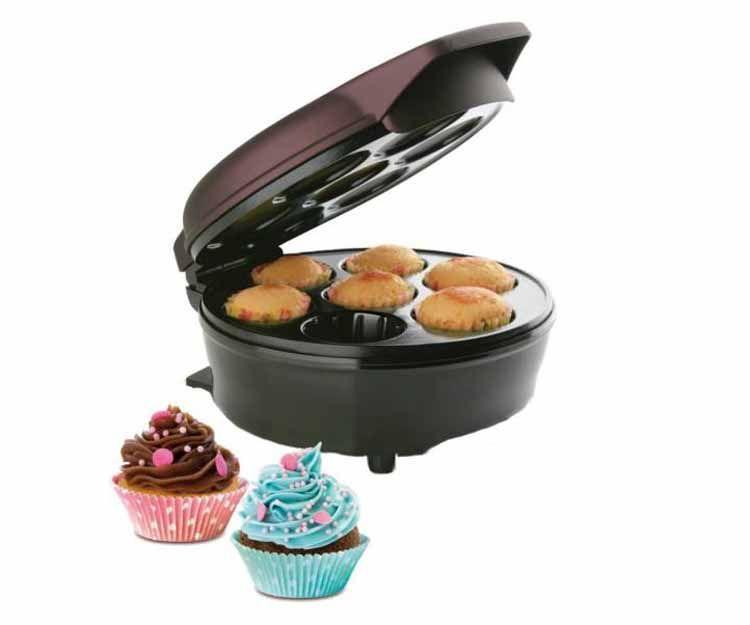 Máquina para hacer cupcakes en Santa Eulalia del Río