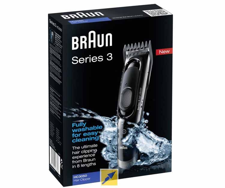 Braun cutters at an unbeatable price in Santa Eulalia del Río