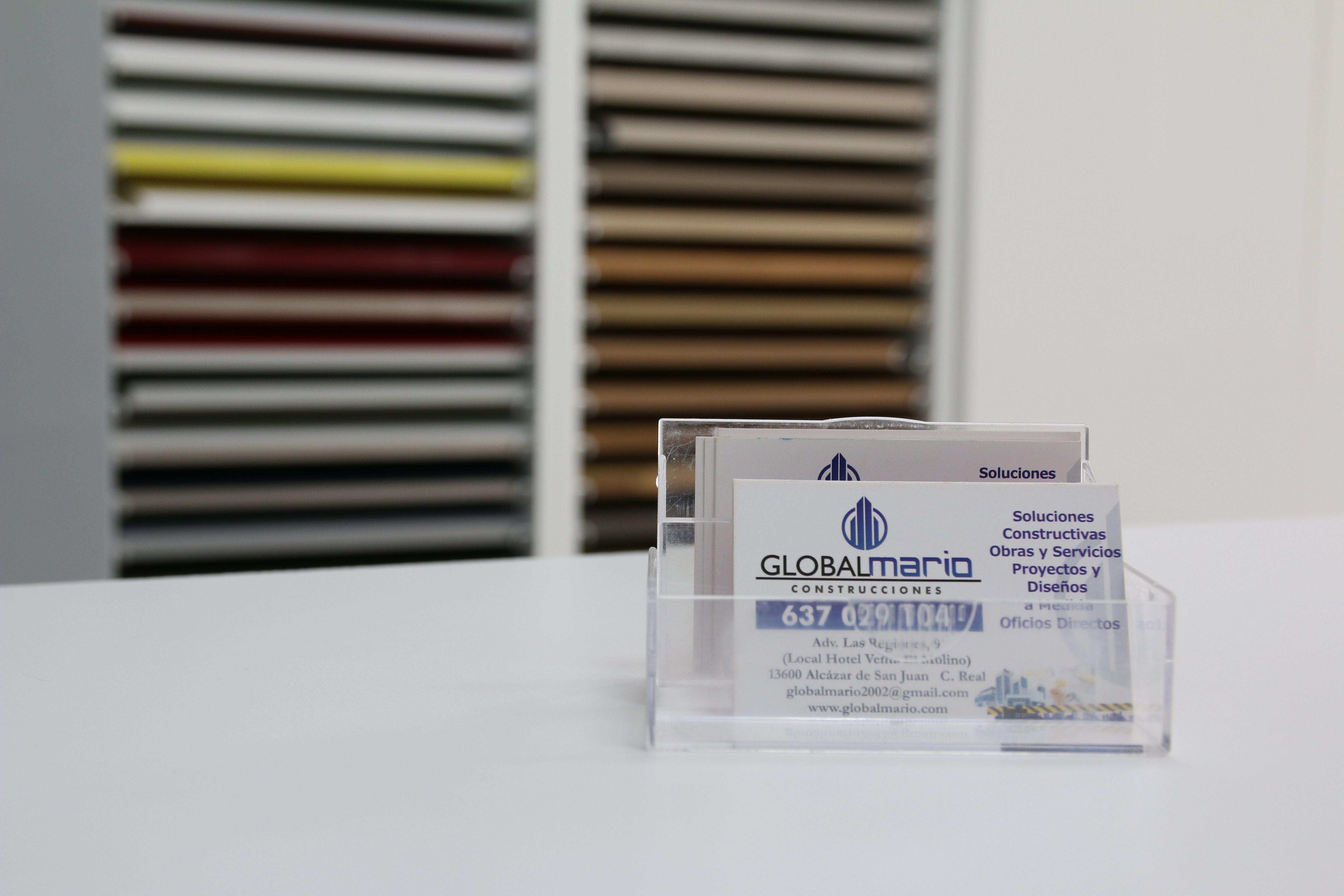 Global Mario empresa de reformas en Alcázar de San Juan