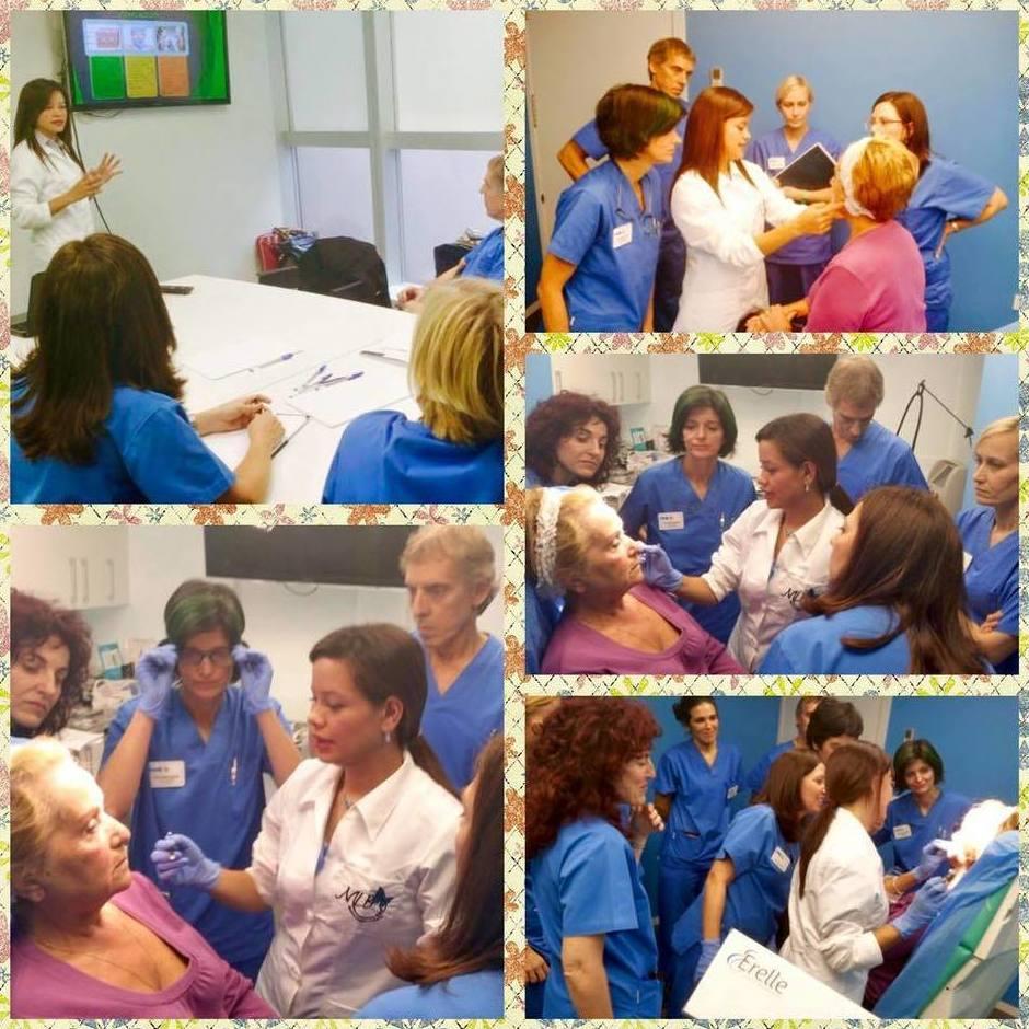 Licenciados en medicina y cirugía: Tratamientos de Doctora Liliana Burgos en Barcelona