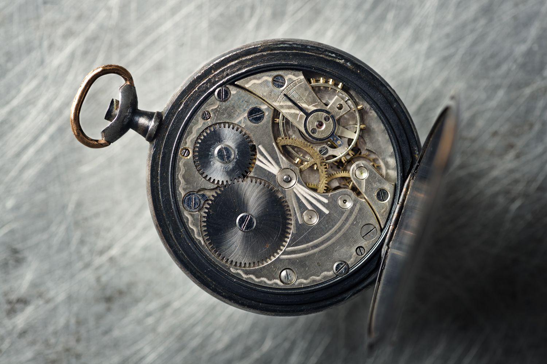 Reparación de relojes de bolsillo en Pontevedra
