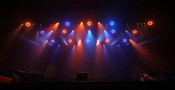Iluminación para eventos: Catálogo de Ilumigal