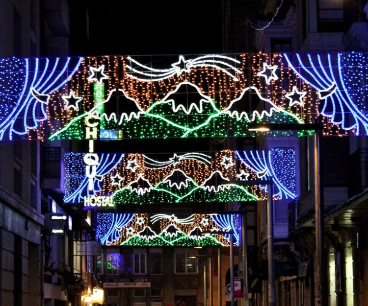 Diseño, fabricación e instalación de iluminación en Lugo