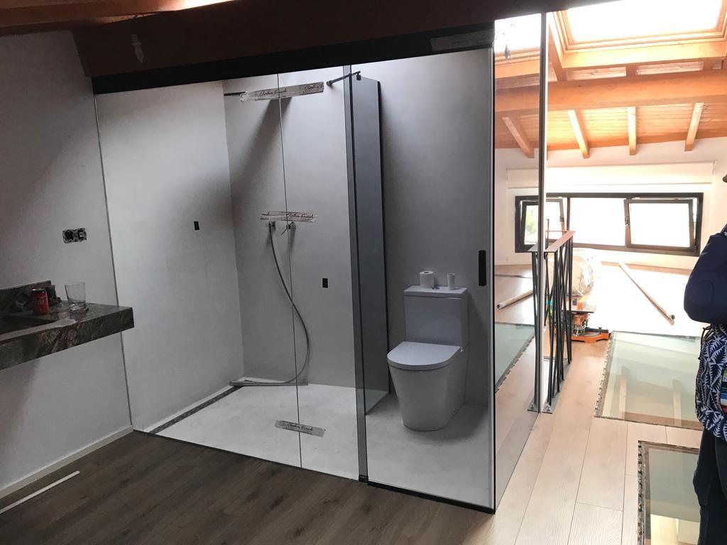 Mamparas de ducha en Santurtzi