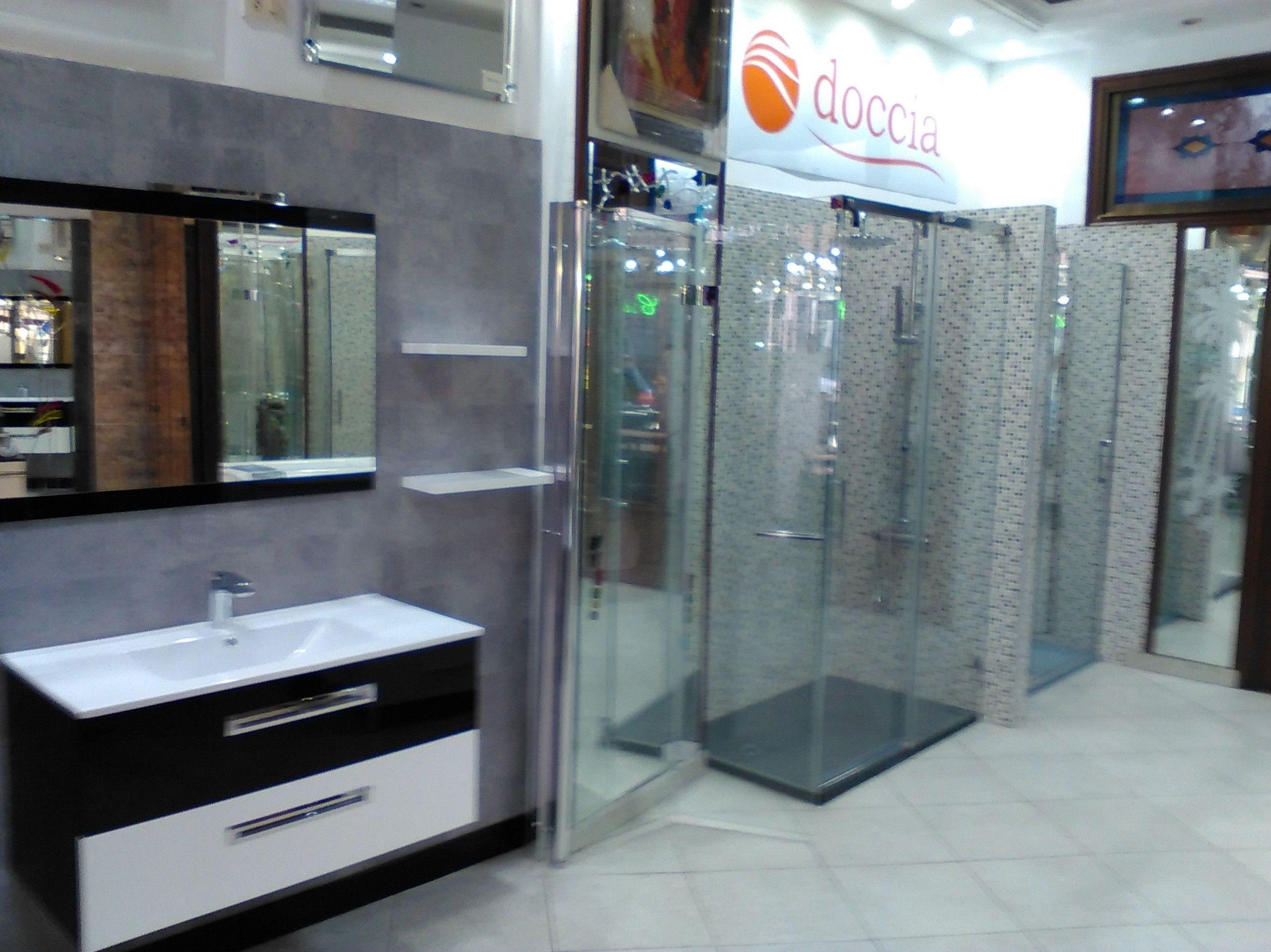 Muebles y espejos de baño