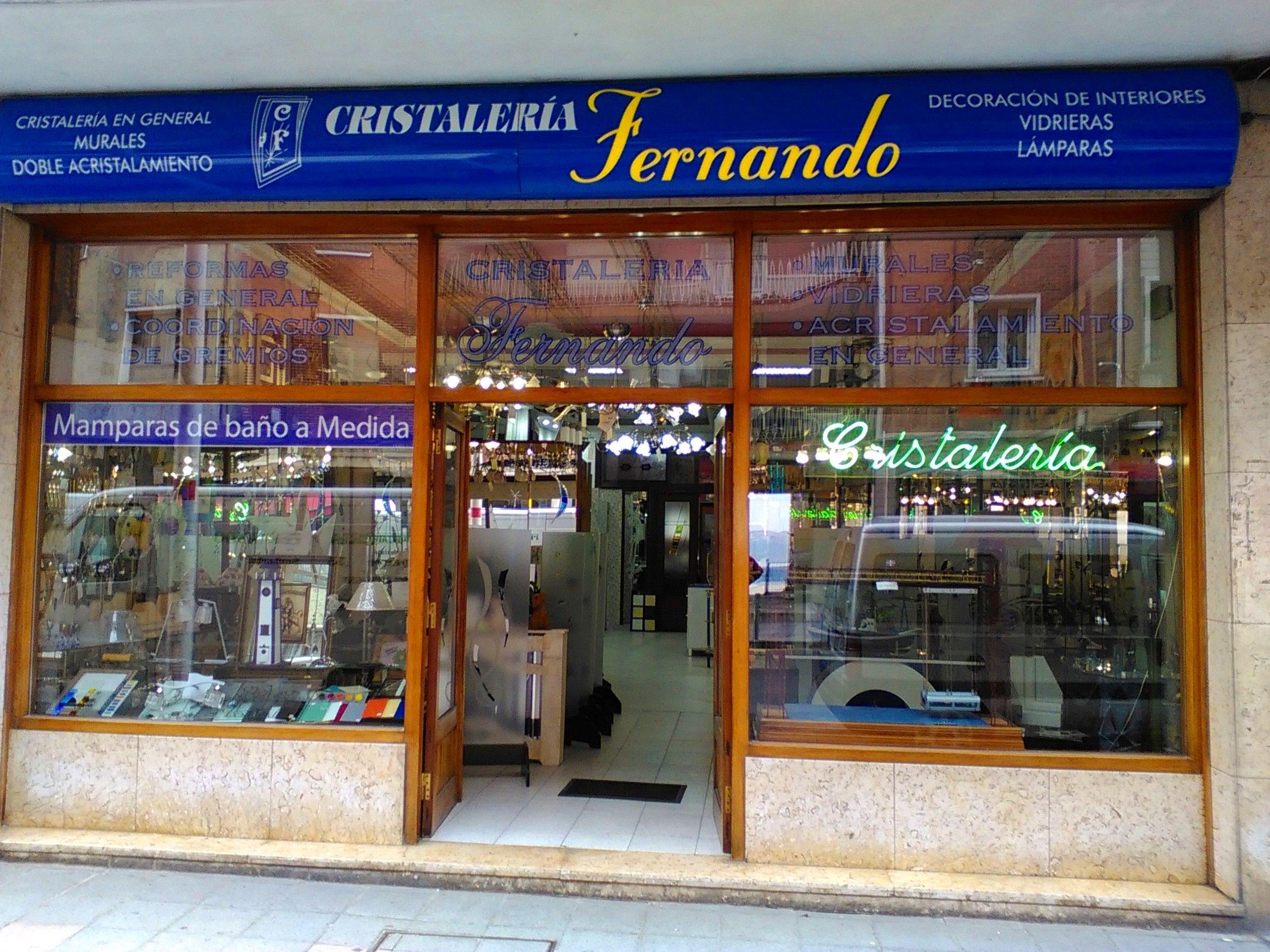 Foto 60 de Cristalerías en Santurtzi | Cristalería Fernando