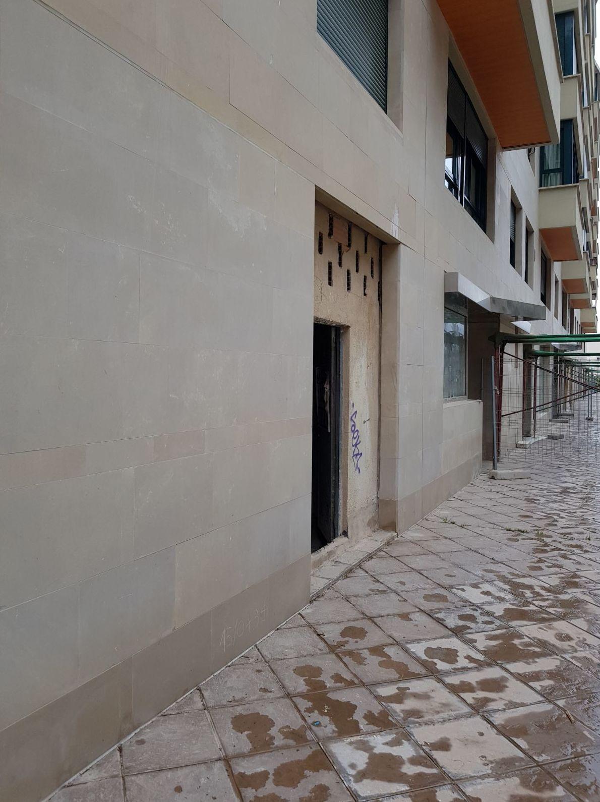 fachada principal de entrada