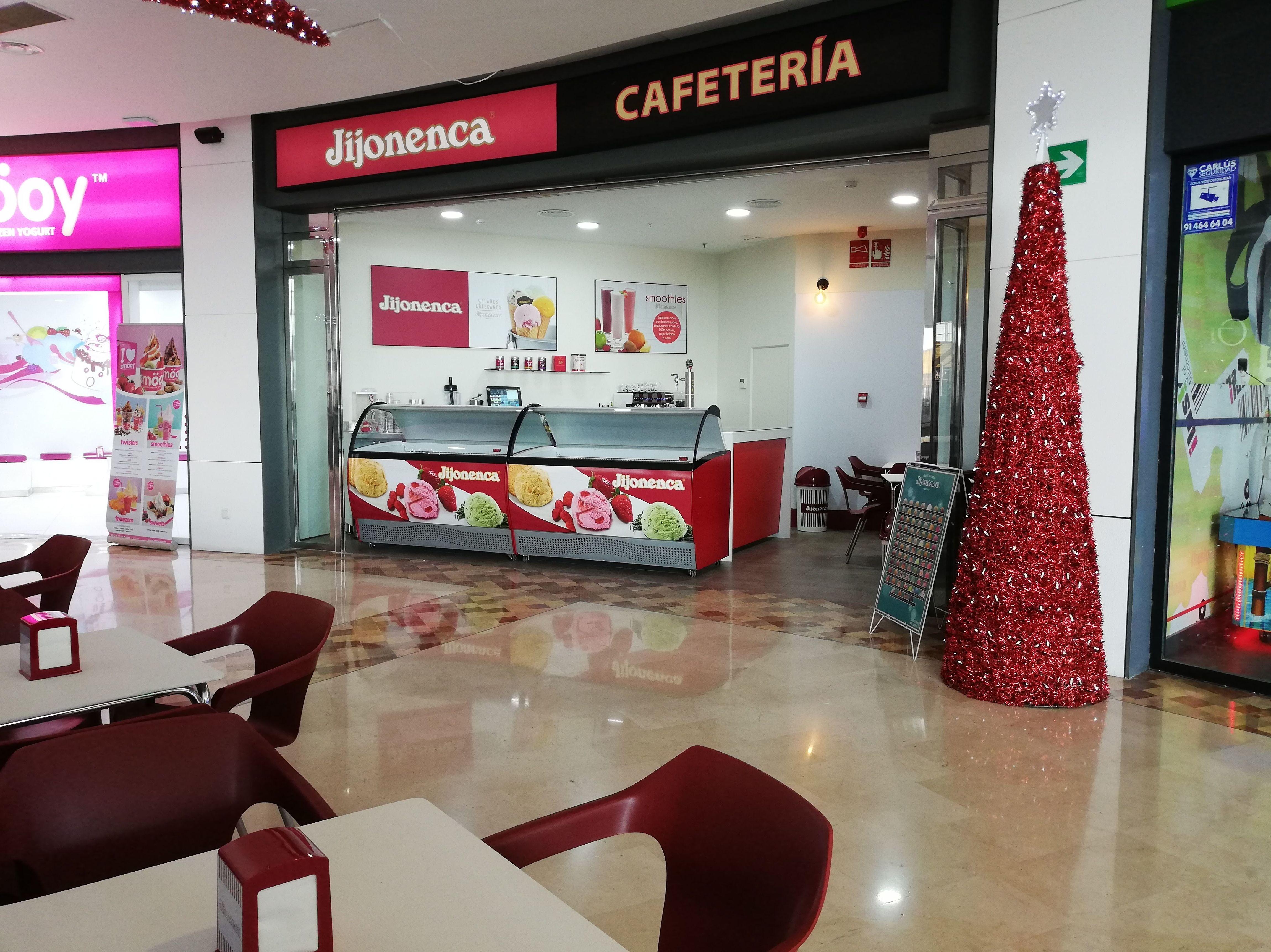Acondicionamiento de local y apertura de Jijonenca-Cafetería