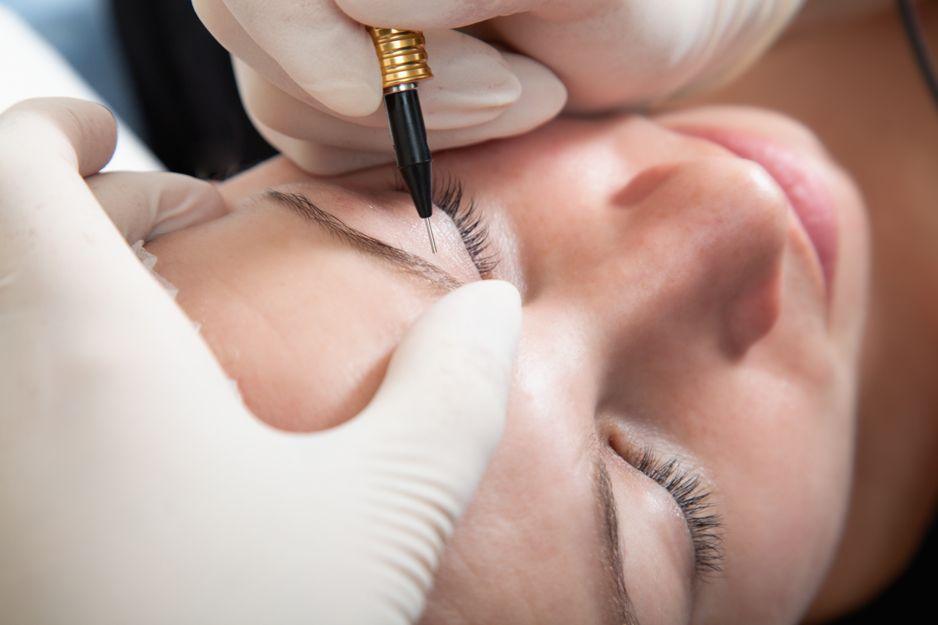 Micropigmentación de cejas en Getafe