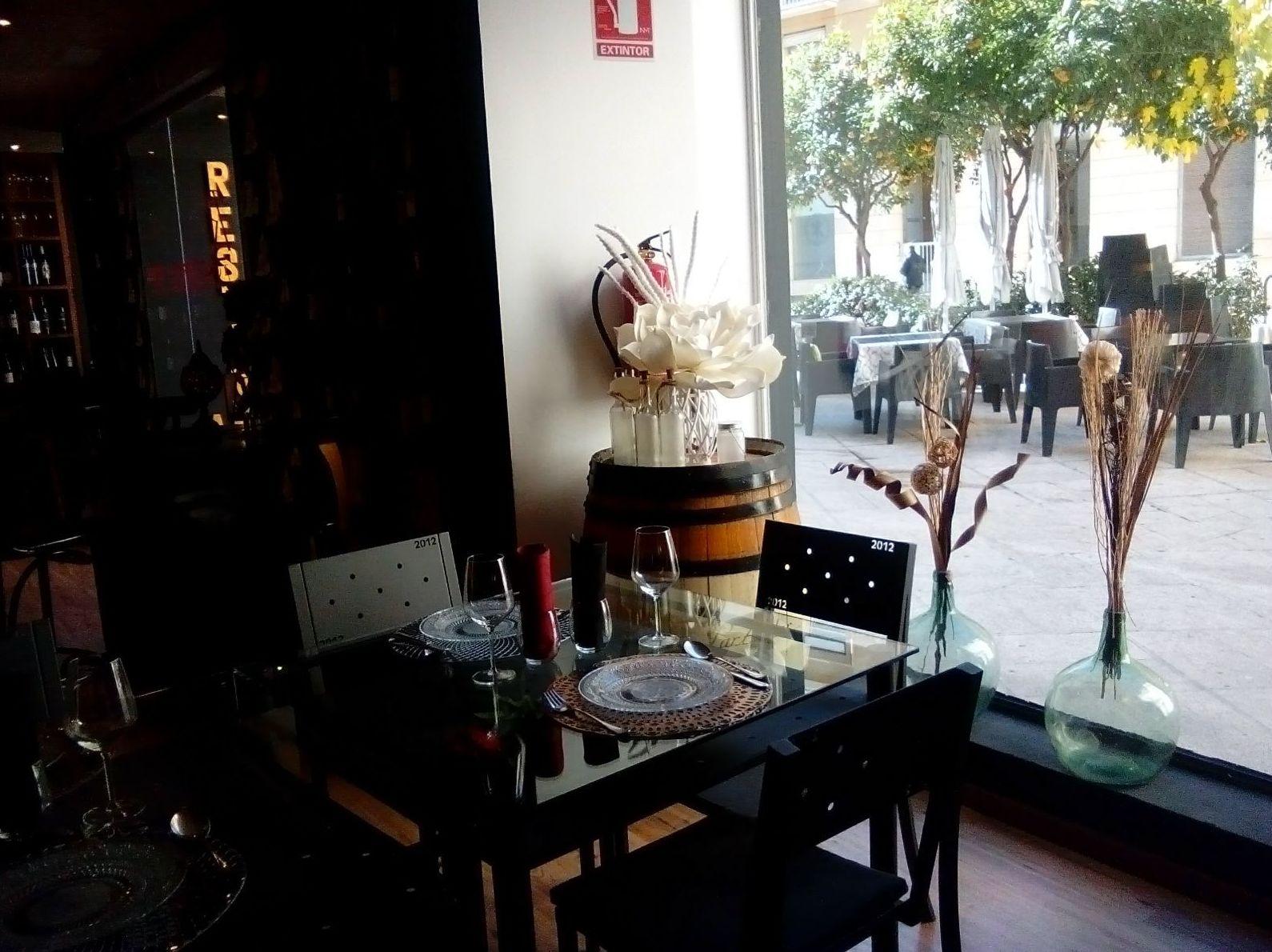 Foto 16 de Restaurante en Valencia | LOURDES ILLUECA DOBÓN